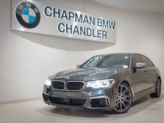 2018 BMW 5-Series M550i xDrive Nav