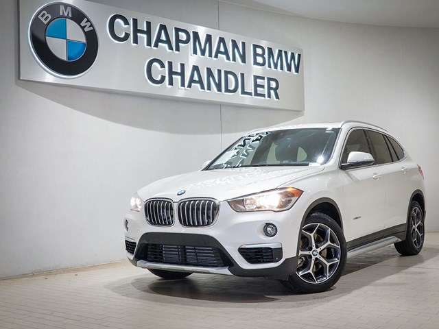 Certified Pre-Owned 2018 BMW X1 xDrive28i Nav