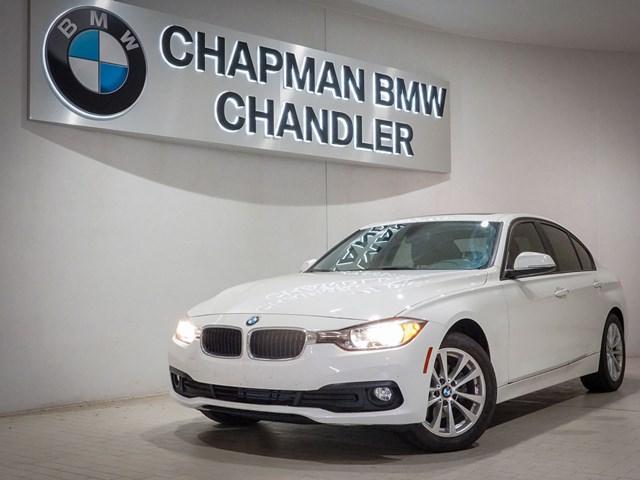 Used 2017 BMW 3-Series 320i