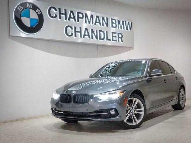 Used 2018 BMW 3-Series 330i Nav