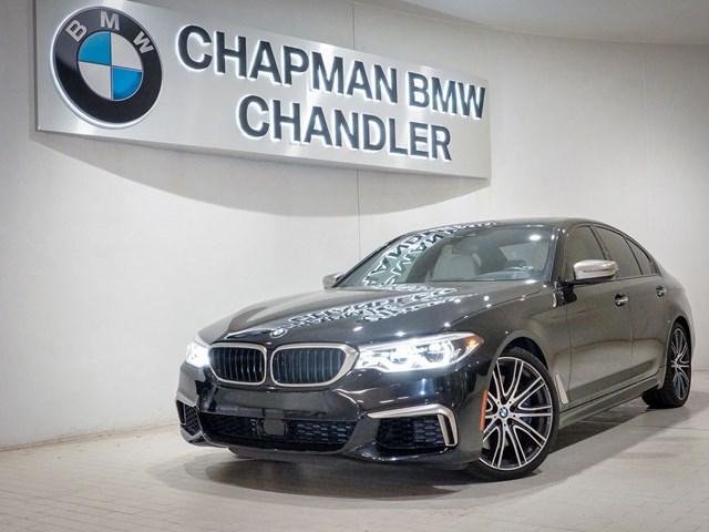 2018 BMW 5-Series M550i xDrive Executive Pkg Nav