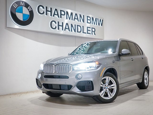 2018 BMW X5 xDrive40e iPerformance Executive/M-Sport Pkg Nav