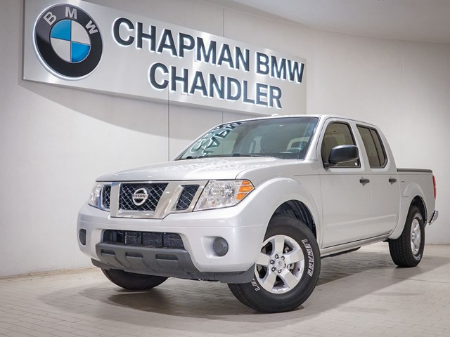 Used 2012 Nissan Frontier SV V6 Crew Cab