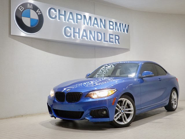 Certified Pre-Owned 2017 BMW 2-Series 230i xDrive M-Sport Pkg Nav