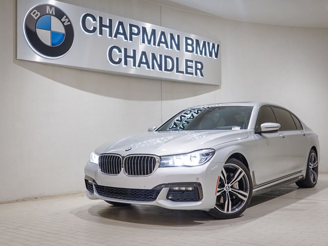 Used 2018 BMW 7-Series 740i