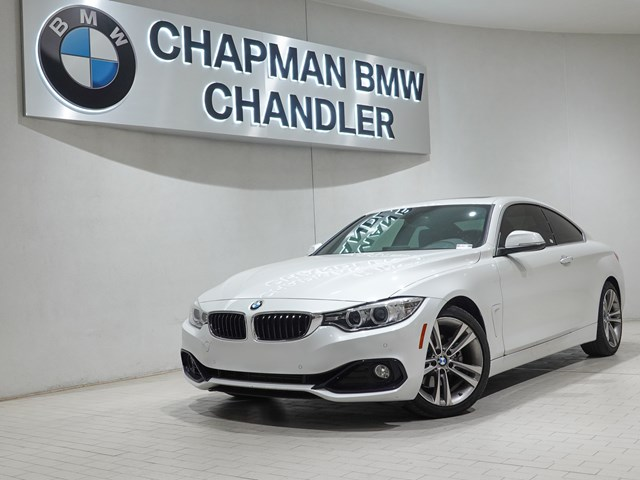 Used 2016 BMW 4-Series 428i Prem Pkg Nav