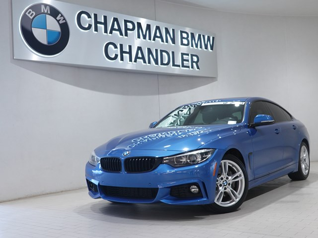Used 2018 BMW 4-Series 430i Gran Coupe Premium Pkg Nav