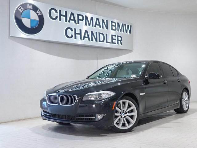 Used 2011 BMW 5-Series 535i Premium/Sport Pkg Nav