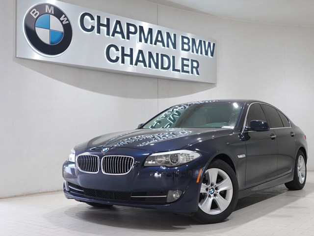 Used 2011 BMW 5-Series 528i Premium Pkg Nav