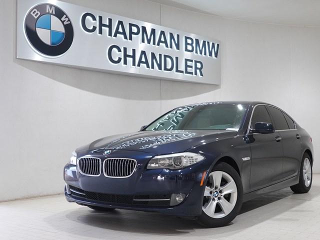 2011 BMW 5-Series 528i Premium Pkg Nav