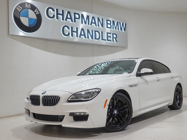 Certified Pre-Owned 2017 BMW 6-Series 640i Gran Coupe M-Sport Pkg Nav