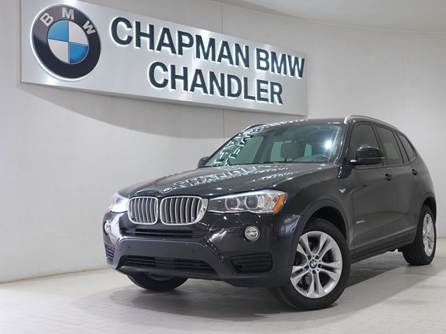 Certified Pre-Owned 2017 BMW X3 xDrive35i Nav