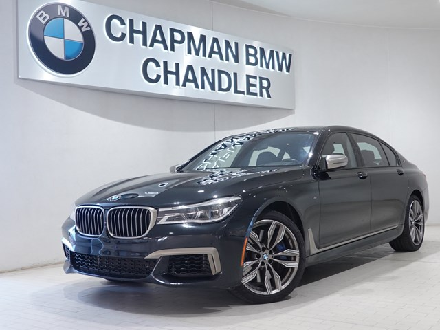 2019 BMW 7-Series M760i xDrive Nav