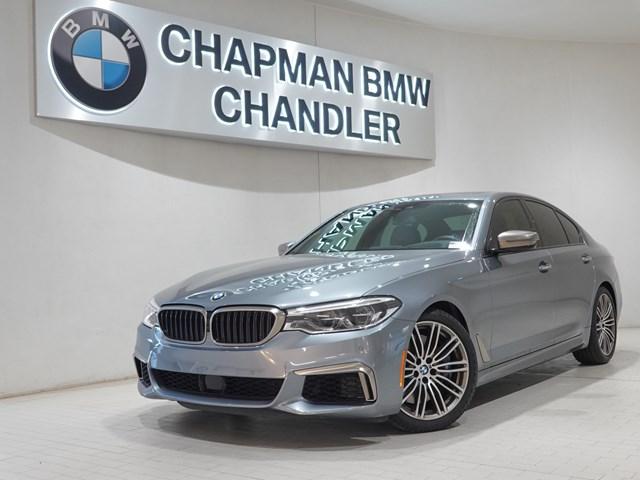 Used 2018 BMW 5-Series M550i xDrive Exec Pkg Nav