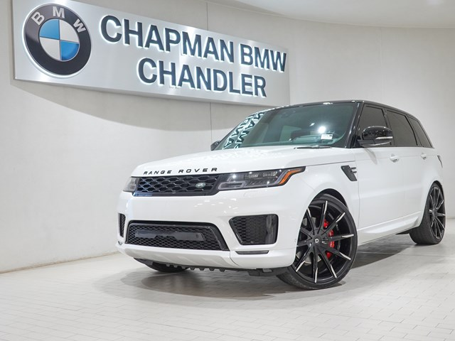 Used 2019 Land Rover Range Rover Sport Supercharged Dynamic