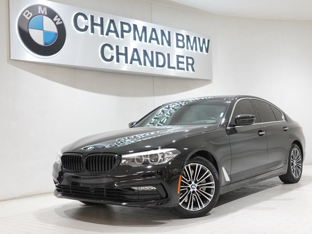 Used 2017 BMW 5-Series 530i Premium Pkg Nav