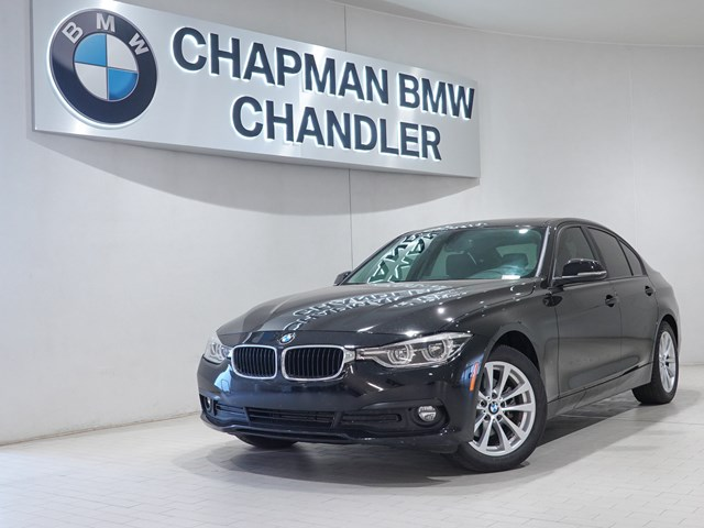Used 2018 BMW 3-Series 320i