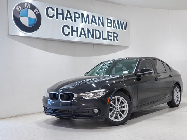 Used 2018 BMW 3-Series 320i xDrive Premium Pkg Nav