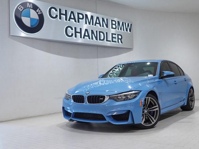 Certified Pre-Owned 2018 BMW M3 Prem Pkg Nav