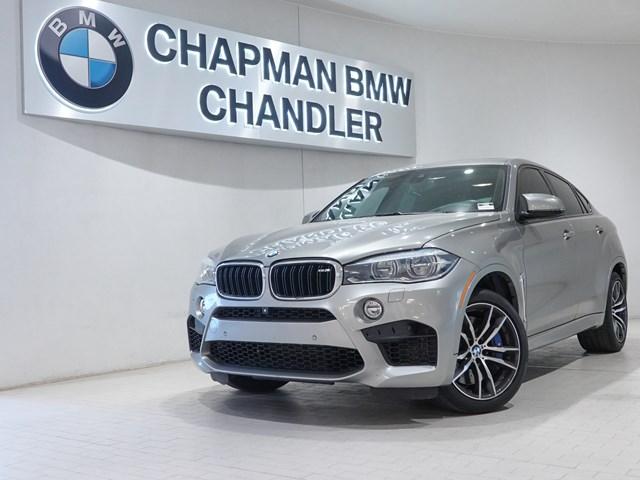 Certified Pre-Owned 2017 BMW X6 M Exec Pkg Nav