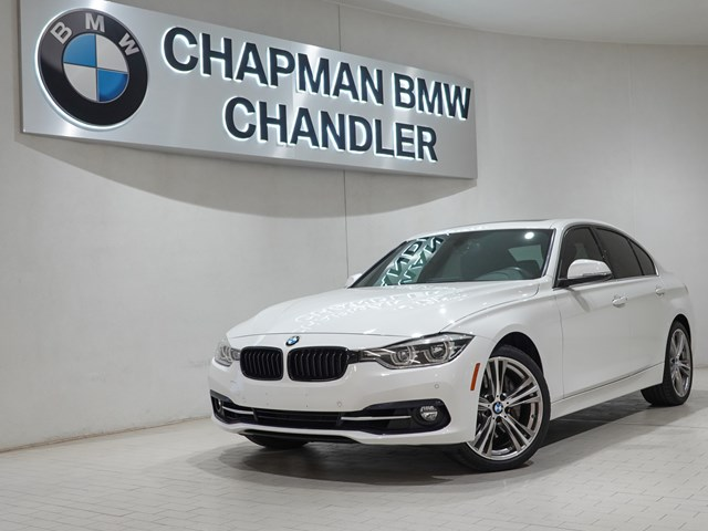 Used 2018 BMW 3-Series 340i