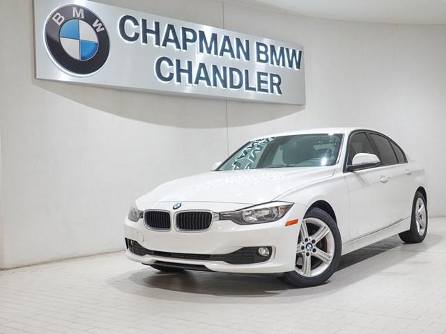 2014 BMW 3-Series 320i Nav