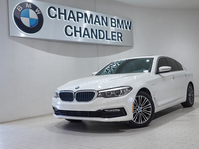 Used 2018 BMW 5-Series 530e iPerformance Nav