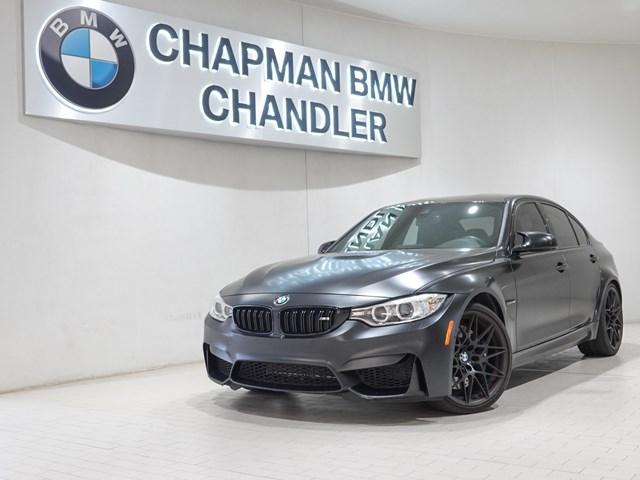 2017 BMW M3 Exec/Comp Pkg Nav