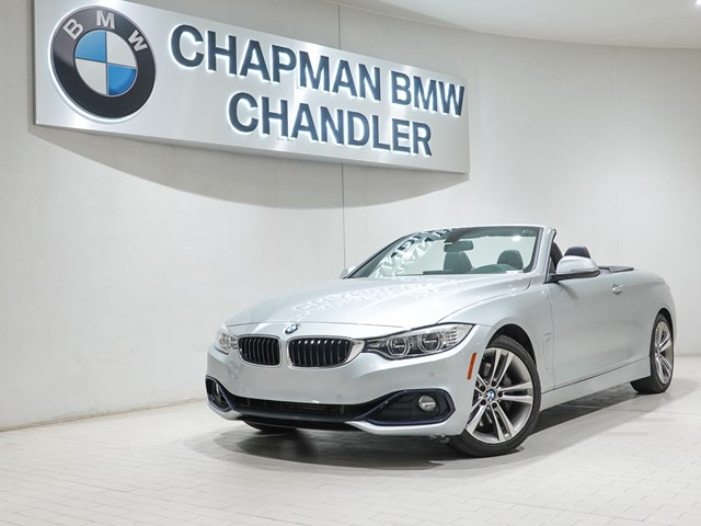 Certified Pre-Owned 2016 BMW 4-Series 435i Nav