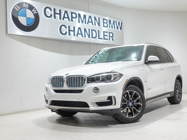 Certified Pre-Owned 2018 BMW X5 xDrive40e iPerformance Prem Pkg Nav