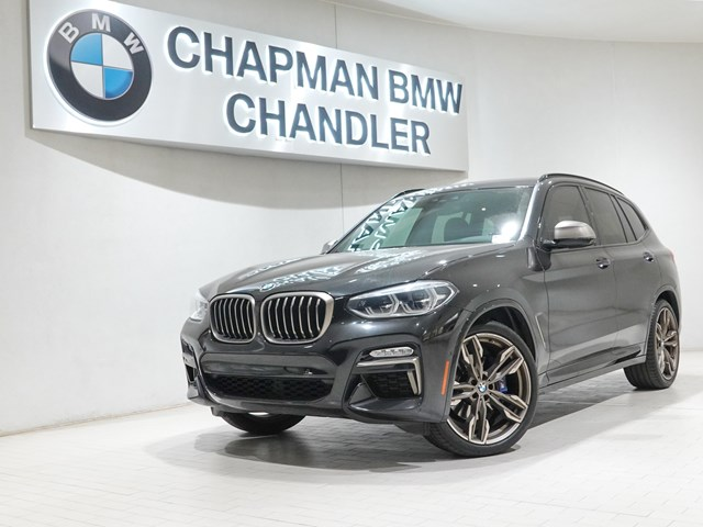 Certified Pre-Owned 2018 BMW X3 M40i Prem/Exec Pkg Nav