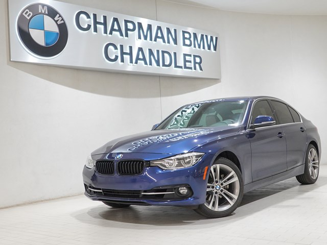 Certified Pre-Owned 2017 BMW 3-Series 330i Prem Pkg
