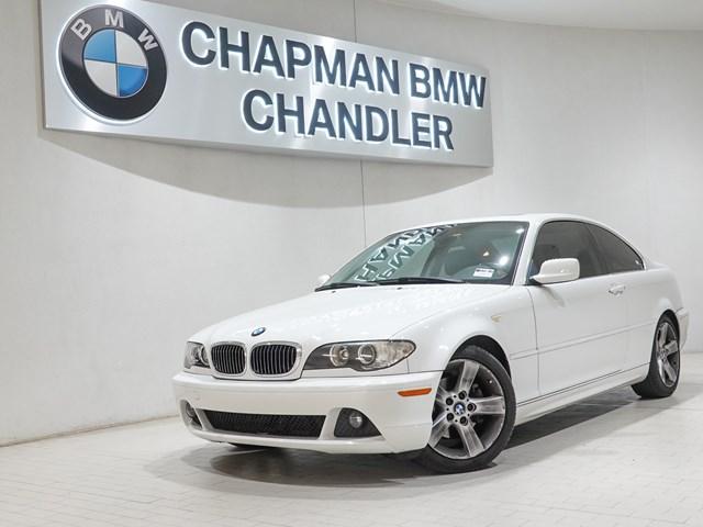 2004 BMW 3-Series 325Ci Premium Pkg