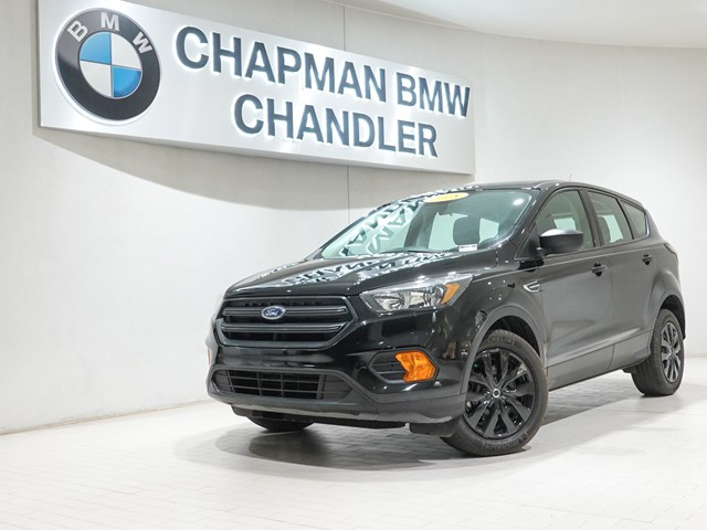 Used 2018 Ford Escape S