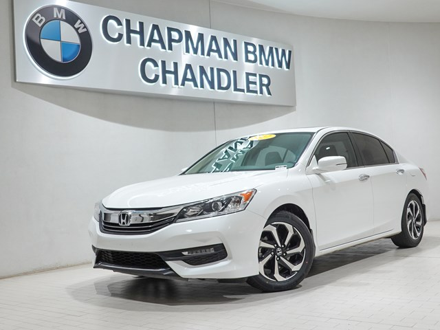 Used 2017 Honda Accord EX