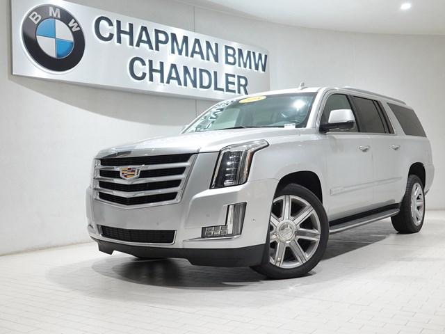Used 2018 Cadillac Escalade ESV Luxury