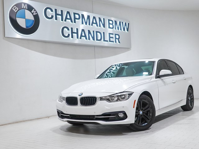 Used 2016 BMW 3-Series 328i Premium Pkg Nav