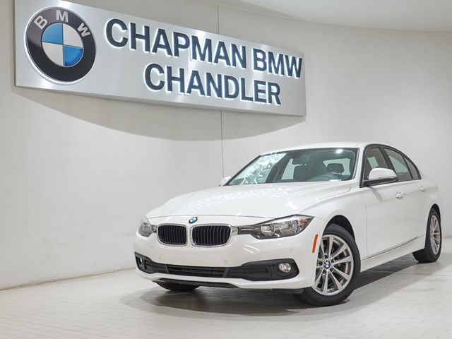 Used 2017 BMW 3-Series 320i