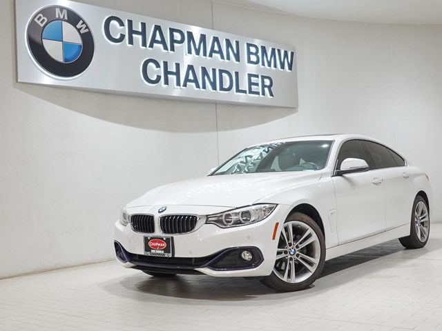 Certified Pre-Owned 2017 BMW 4-Series 430i xDrive Gran Coupe Nav Pkg