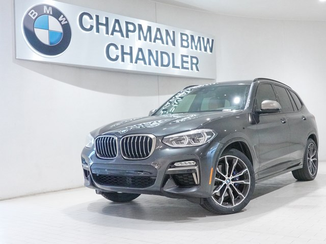Certified Pre-Owned 2019 BMW X3 M40i Prem Pkg Nav