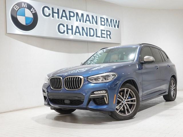 Certified Pre-Owned 2018 BMW X3 M40i Premium Pkg Nav