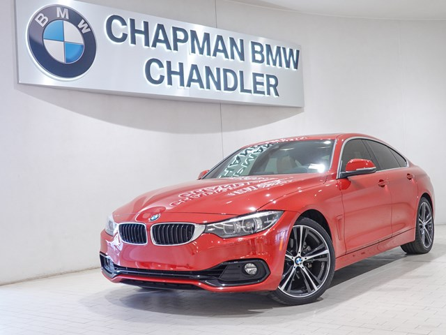 Certified Pre-Owned 2018 BMW 4-Series 430i Gran Coupe Premium Pkg Nav