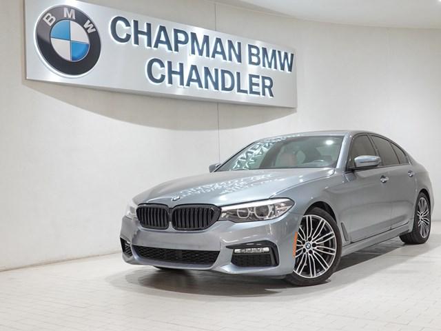 Certified Pre-Owned 2018 BMW 5-Series 530i Premium/M-Sport Pkg Nav
