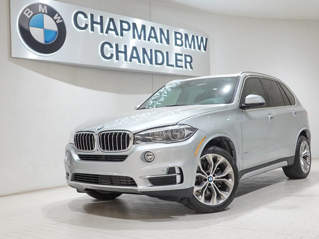 2018 BMW X5 sDrive35i Executive Pkg Nav