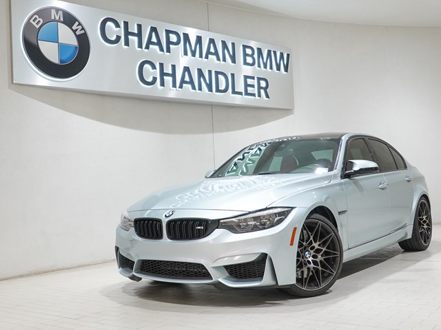 2018 BMW M3 Competition Pkg Nav