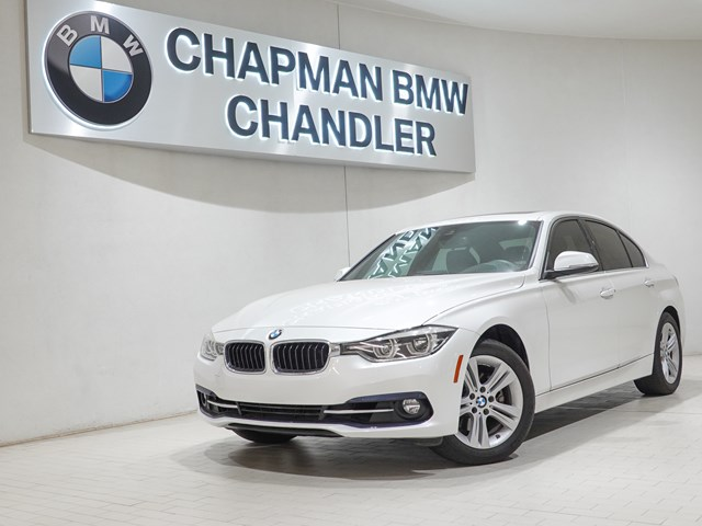 Used 2018 BMW 3-Series 330i Premium Pkg Nav