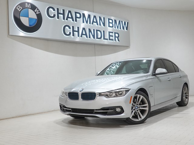 Certified Pre-Owned 2018 BMW 3-Series 330e iPerformance Premium Pkg Nav