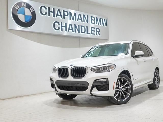 Certified Pre-Owned 2018 BMW X3 xDrive30i Prem/M Sport Pkg