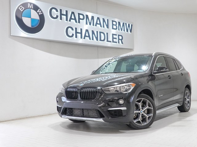 Certified Pre-Owned 2018 BMW X1 sDrive28i Nav