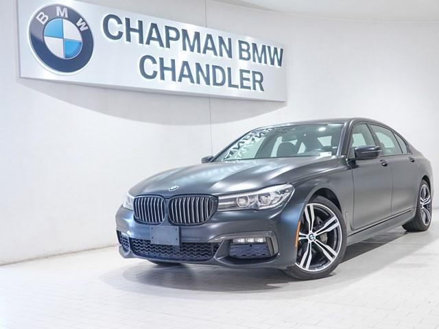 2018 BMW 7-Series 740i Exec/M-Sport Pkg Nav